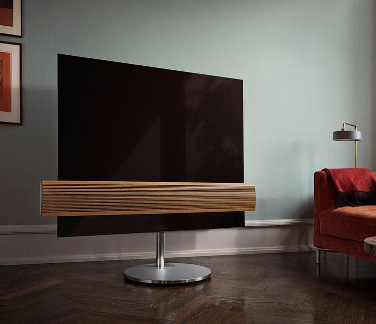 Bang & Olufsen выпустит OLED-телевизор BeoVision в деревянной отделке