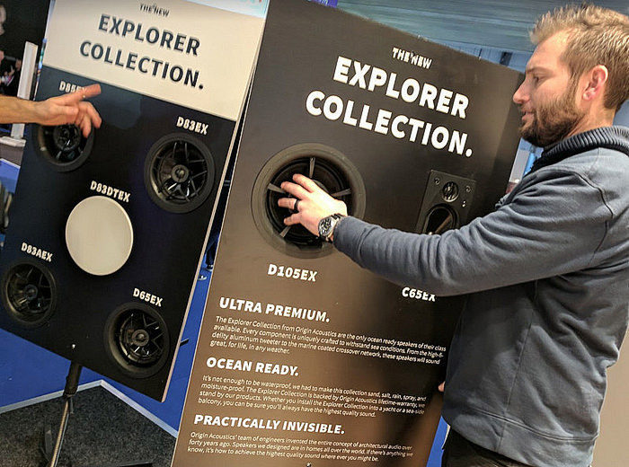Origin Acoustics пополнила модельный ряд встройкой Explorer Collection с защитой от морской воды