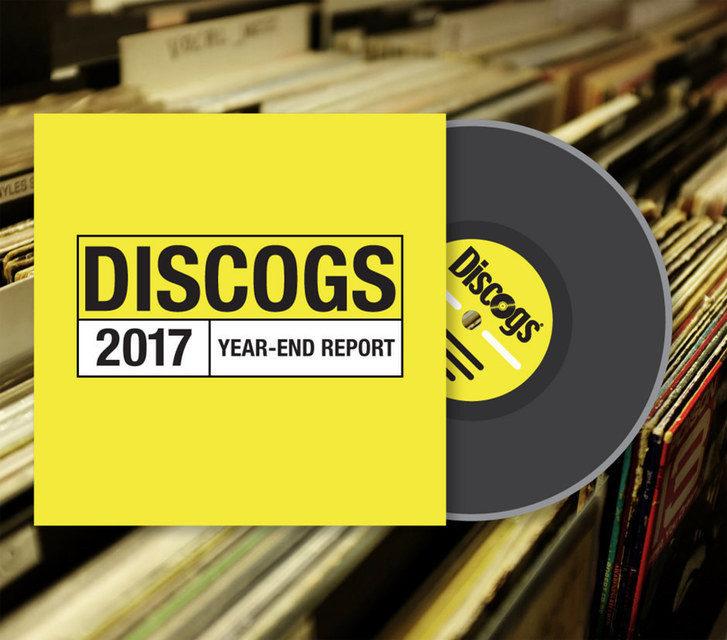 Статистика: на Discogs продали почти 8 миллионов пластинок в 2017 году
