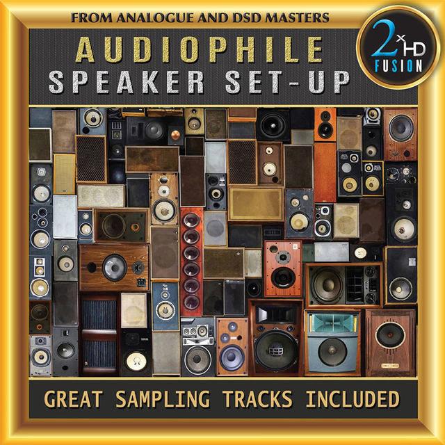 2xHD выпустила новый аудиофильский альбом для тестирования акустики