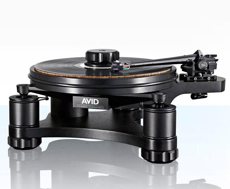 Винил Джем 2018: вертушка Avid Sequel SP и колонки AudioVector SR3