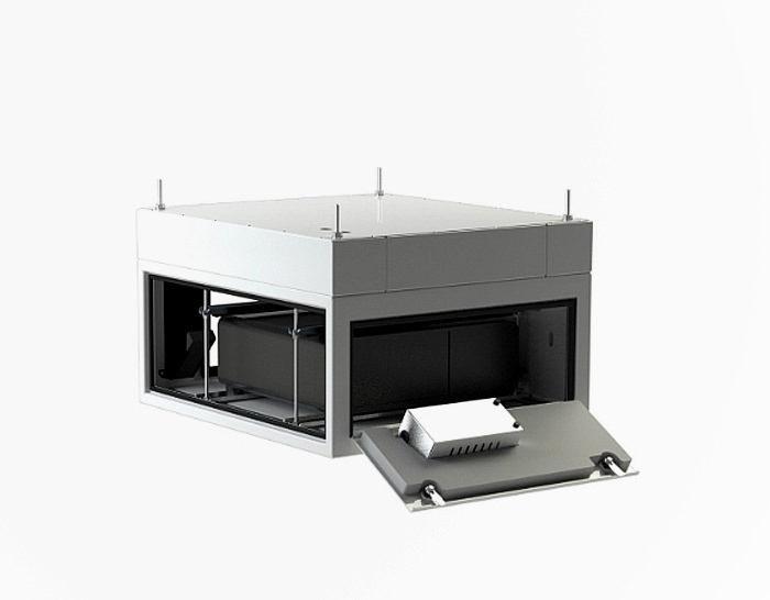 Draper Silent Partner: изоляционный короб для шумных кинотеатральных проекторов