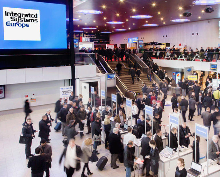Integrated Systems Europe 2018 стала самой масштабной профессиональной AV-выставкой в мире
