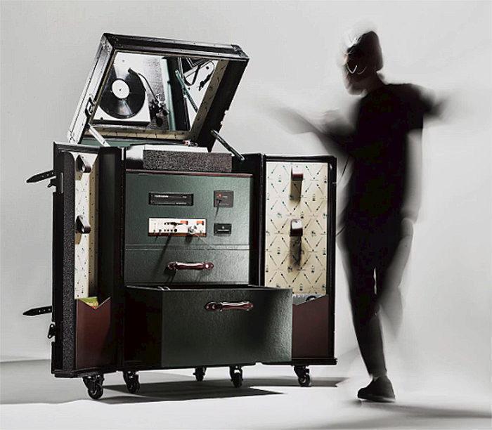 Globe-Trotter совместно с Analogue Foundation представила «совершенную станцию для прослушивания музыки»