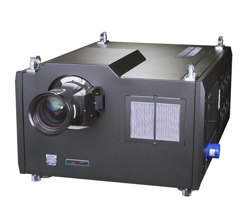Insight Dual Laser 8K от Digital Projection: первый в мире инсталляционный DLP-проектор с разрешением 8K