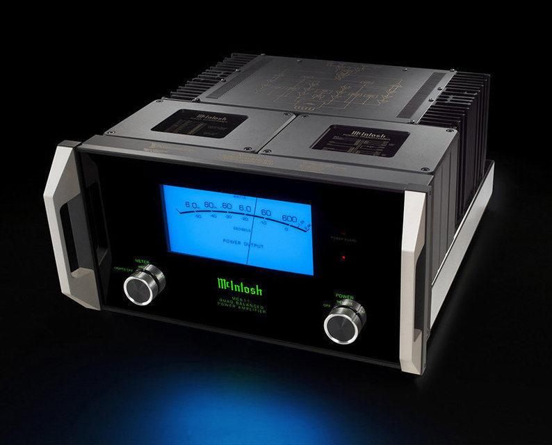 Усилитель мощности McIntosh MC611: моноблок на 600 Вт