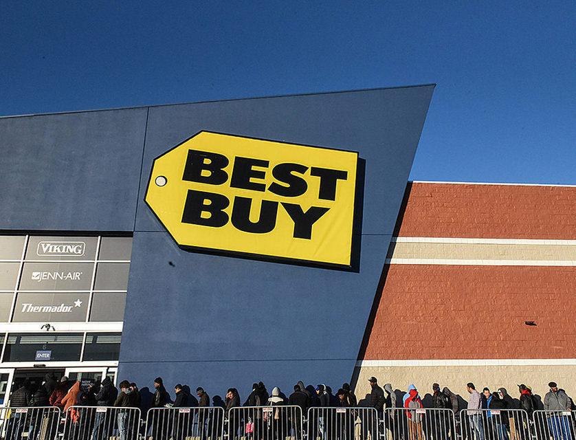 Target и Best Buy перестанут продавать компакт-диски