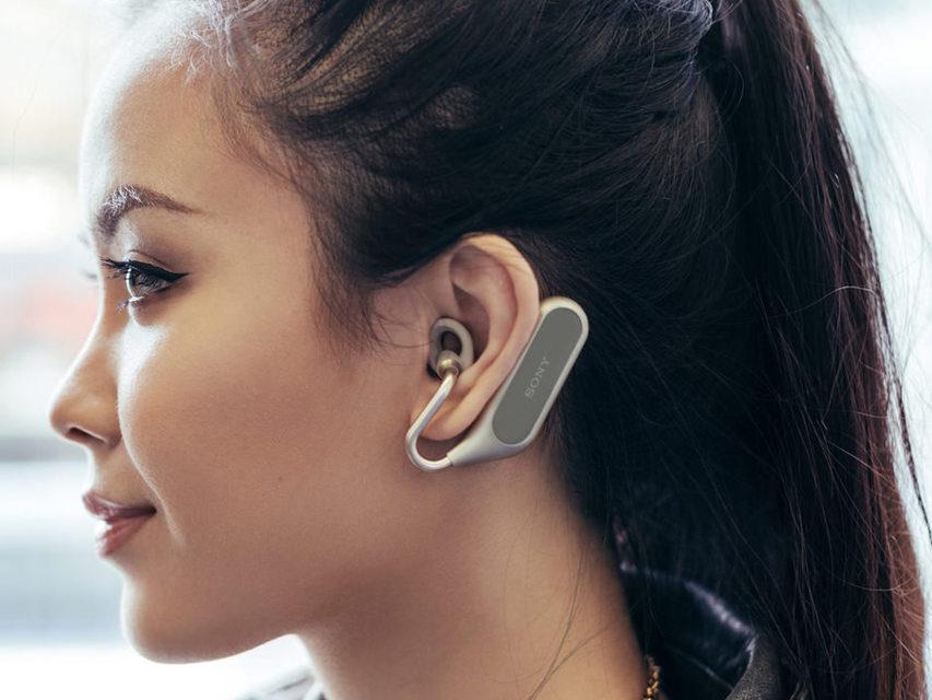 Sony Xperia Ear Duo: полностью беспроводные наушники с технологией открытого звука