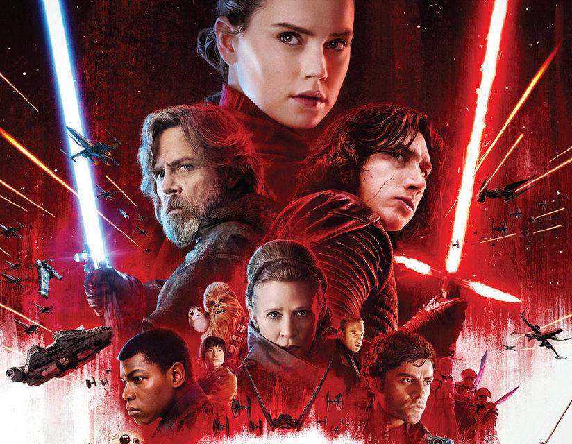 «Звездные войны: Последние джедаи» станет первым фильмом Disney на UHD Blu-ray с Dolby Vision