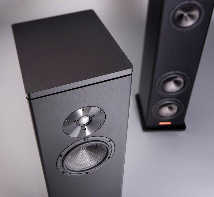 Напольная акустика Magico A3: алюминиевый корпус, диффузоры с углеволоконным покрытием и сверхкрупные магниты