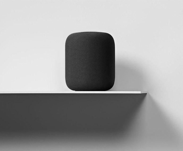 Apple опубликовала список источников для умной колонки HomePod