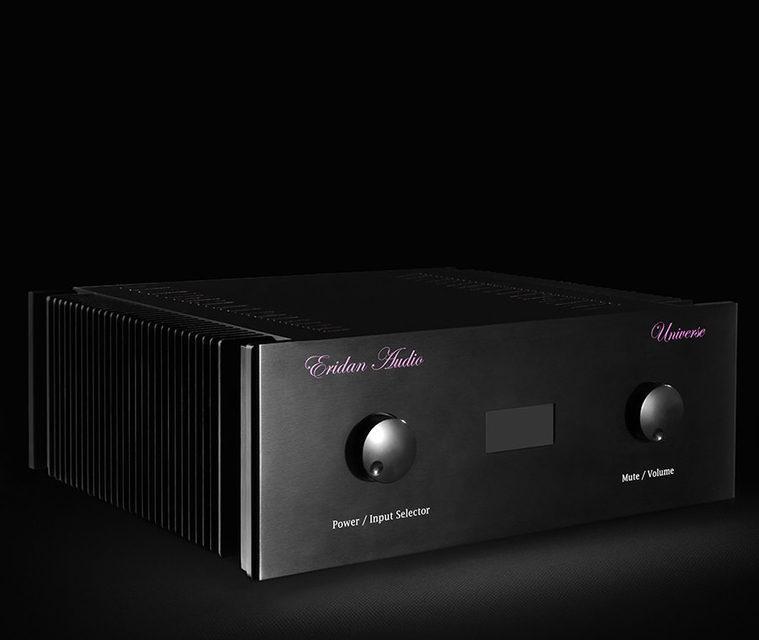 Винил Джем 2018: усилитель и акустика Eridan Audio в паре с вертушкой NewArtVinyl