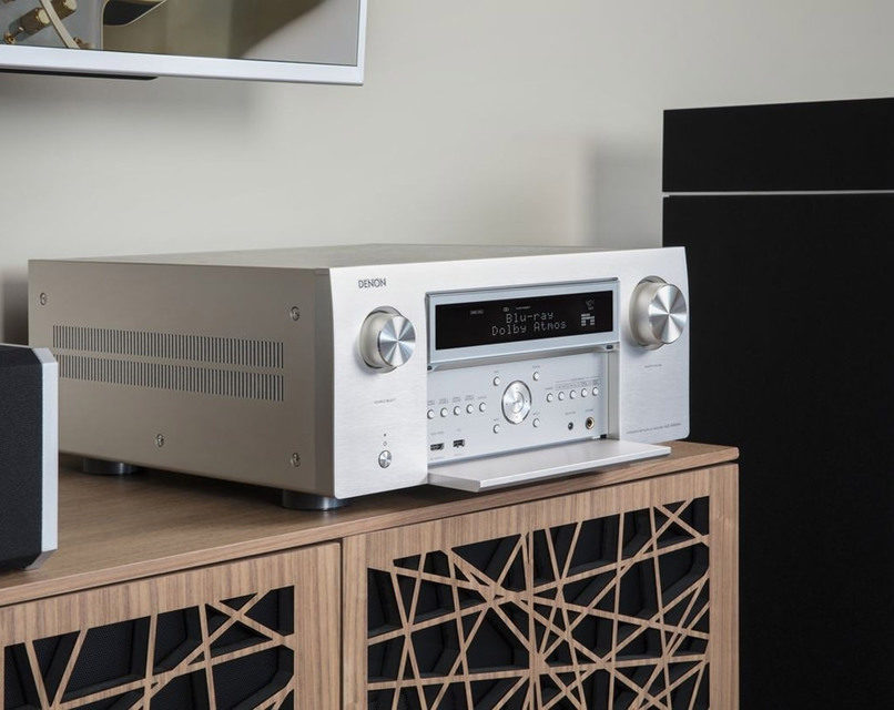 Denon AVC-X8500H: усилитель/ресивер на 13 каналов с поддержкой Dolby Atmos, DTS:X, Auro 3D и 4K Dolby Vision
