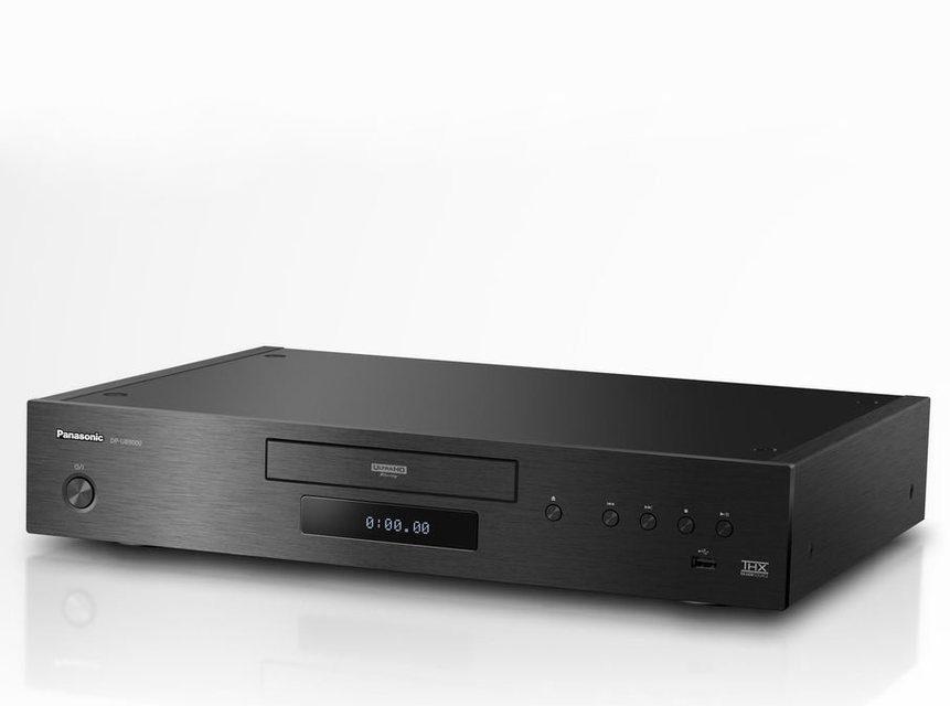 Panasonic выпустит UHD Blu-ray-проигрыватель UB9000 с аудиофильским подходом к звуку