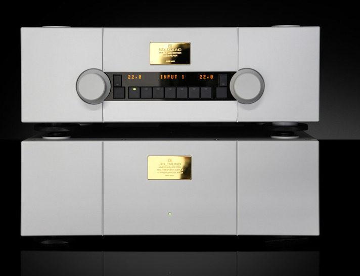 Goldmund представила флагманский аналоговый предусилитель Mimesis 22H NextGen