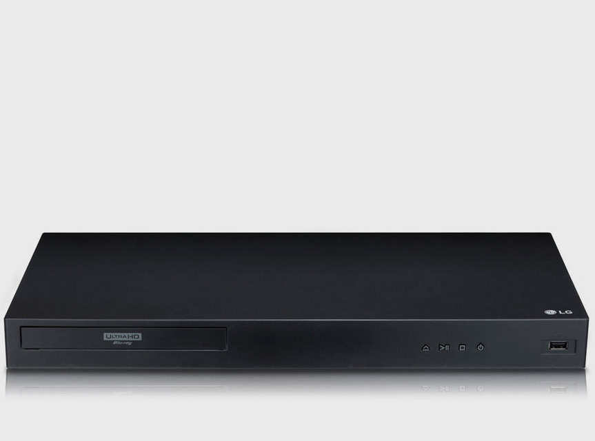 LG представила UHD Blu-ray плееры UBK90 и UBK80