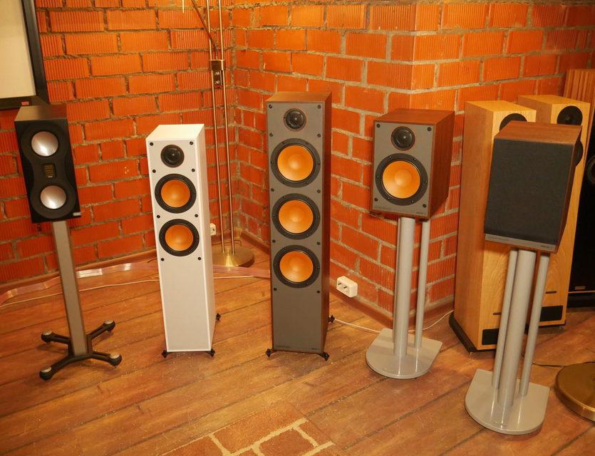 Прошла российская презентация акустики Monitor Audio и новых компонентов от Arcam