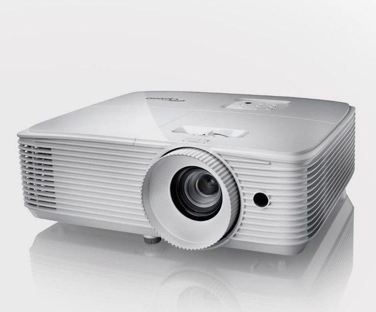DLP-проектор Optoma HD27e: яркий проектор для небольшой медиакомнаты