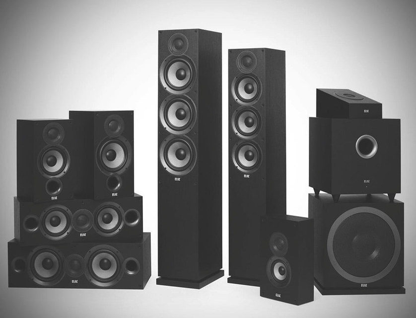 Elac анонсировала линейку акустики Debut 2.0
