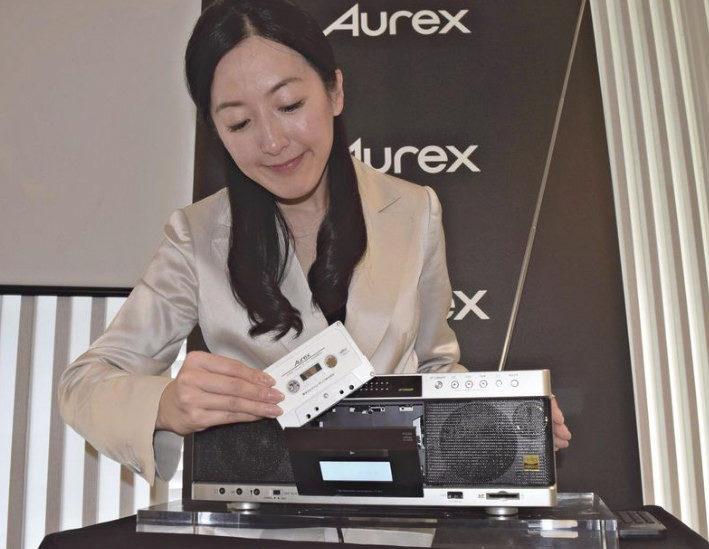Toshiba разработала кассетник с высоким качеством звука