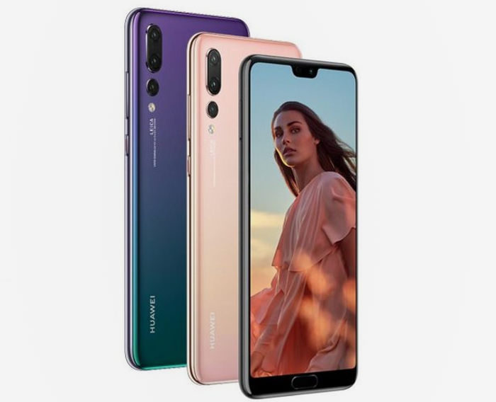 Huawei представила смартфоны P20 и P20 Pro с поддержкой Dolby Atmos