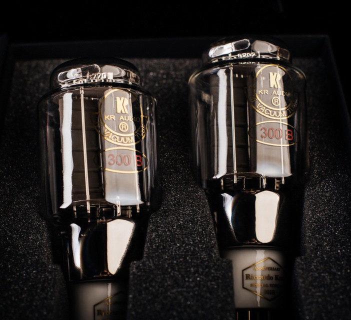 KR Audio анонсировала выход лимитированной серии ламп RK