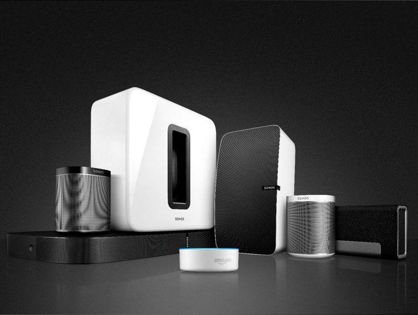 URC выпустила контрольный модуль с поддержкой систем Sonos