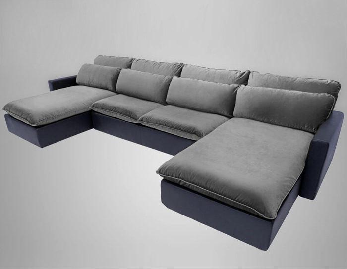 Cineak Intimo Light: универсальный мягкий диван для кинозала и медиакомнаты