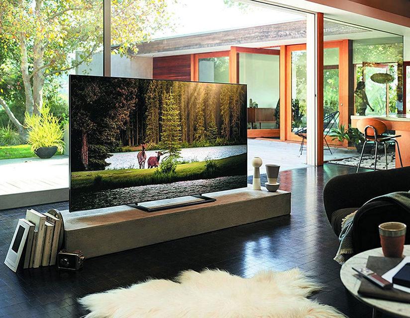 Samsung представит флагманские телевизоры Q9N с полноматричной подсветкой