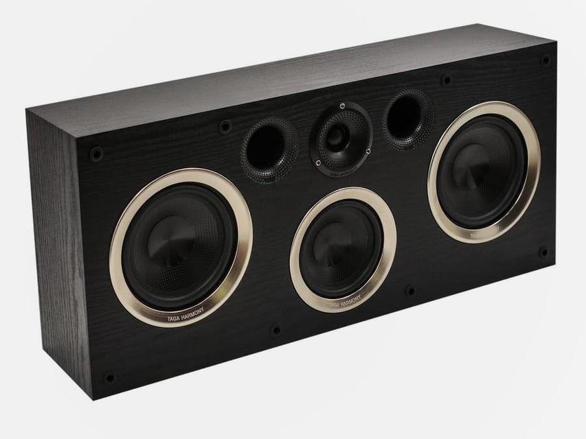 Taga Harmony выпустила компактный ЦАП DA-300 v.3, MM/MC-фонокорректор TTP-300 и универсальную ДК-акустику TAV OW-60 LCRS