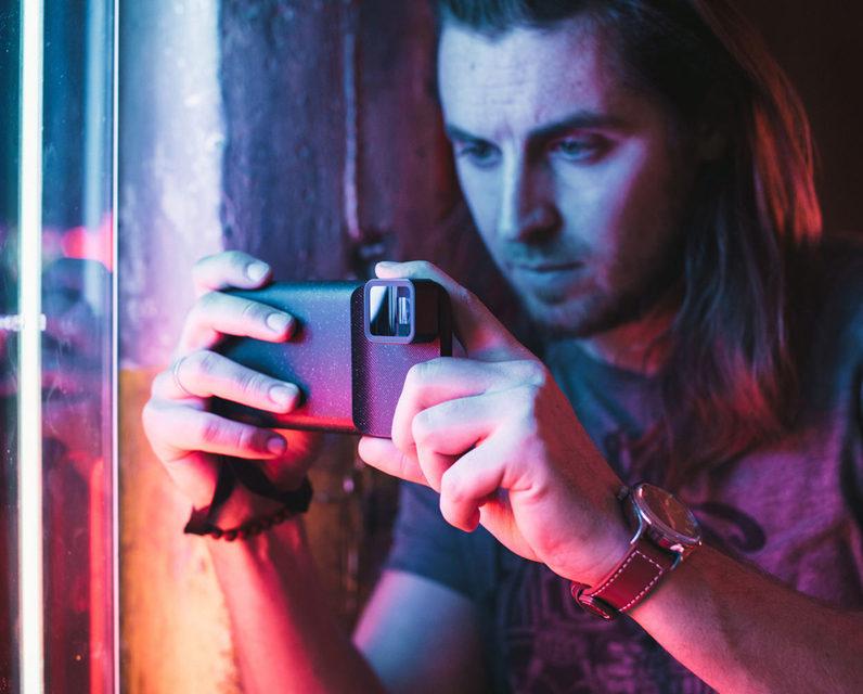 Moment выпустила подходящий для профессиональной киносъемки объектив для смартфонов
