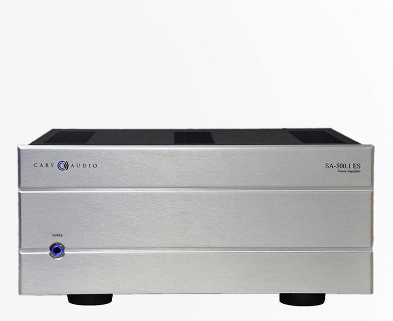 Cary Audio выпустила стереоусилитель SA-200.2 ES и моноблок SA-500.1 ES
