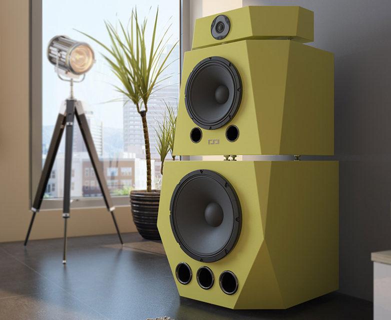 Hi-Fi & High End Show 2018: активная и тяжелая Slonov Sound Design