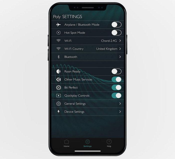 Chord выпустила приложение GoFigure для настройки стримеров Poly