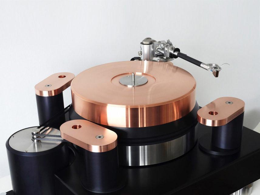 Hartvig Audio покажет вертушку TT Evolution Gramophone