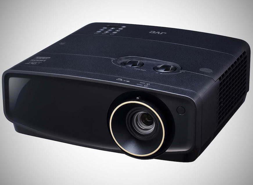 JVC выпустила недорогой 4К DLP-проектор LX-UH1