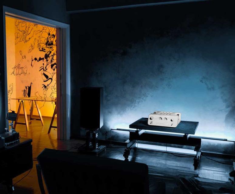 Концепт лампового усилителя LittleZoe увидит свет на выставке Munich High End