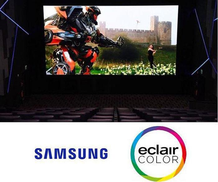 Samsung обновила HDR-возможности кинотеатрального экрана Cinema LED
