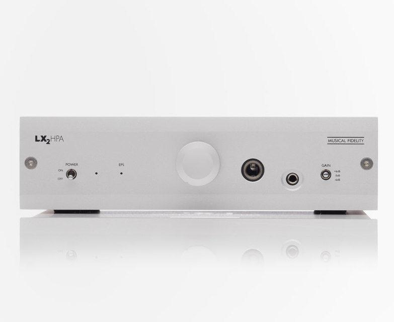 Musical Fidelity выпустила усилитель для наушников LX2-HPA