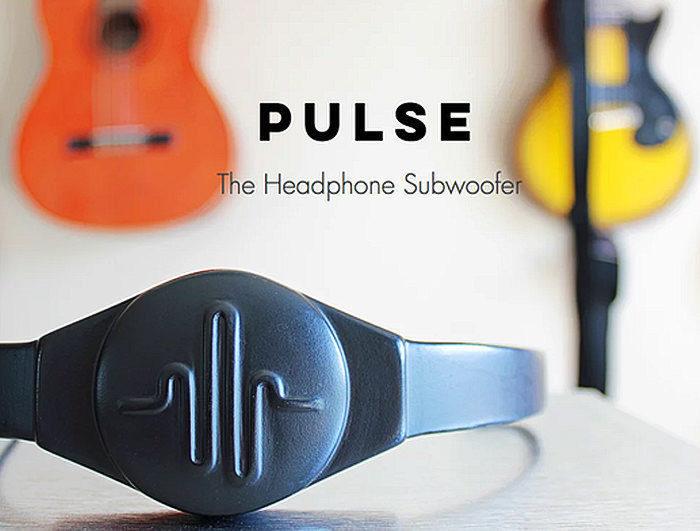 Pulse: сабвуфер для наушников