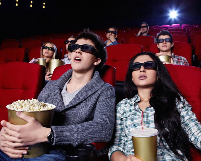 Статистика: 3D-формат в кинотеатрах теряет популярность