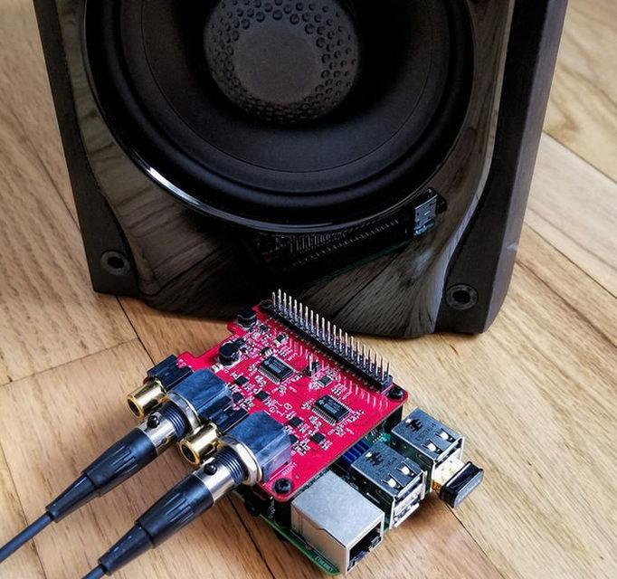 ApplePi DAC от Orchard Audio: цифроаналоговый преобразователь на базе микрокомпьютера Raspberry Pi