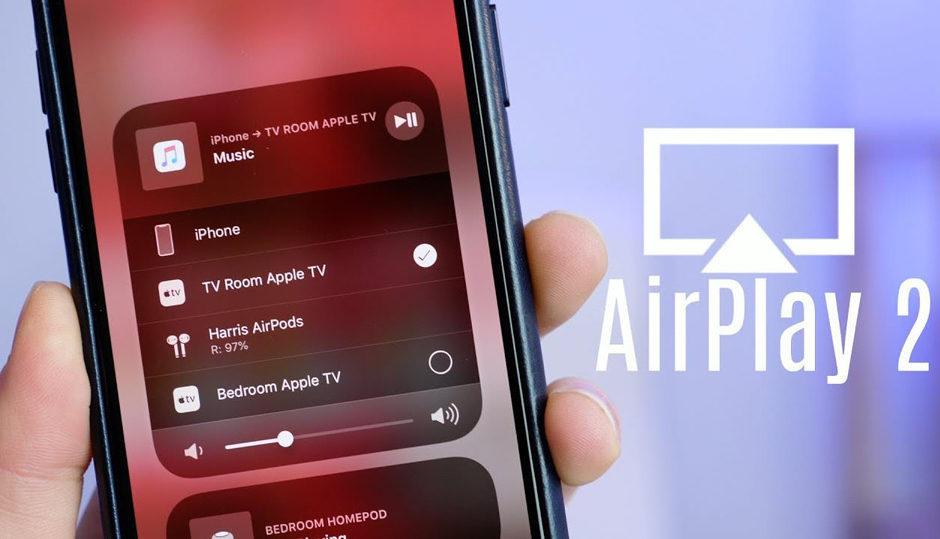 Apple AirPlay 2 заработает после официального релиза iOS/tvOS 11.4