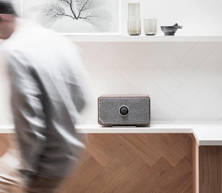 Ruark Audio MRx: беспроводная однокорпусная колонка Hi-Fi-класса