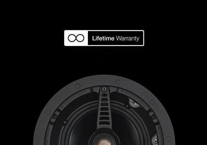 Более 60 моделей инсталляционной акустики Monitor Audio получили бессрочную гарантию