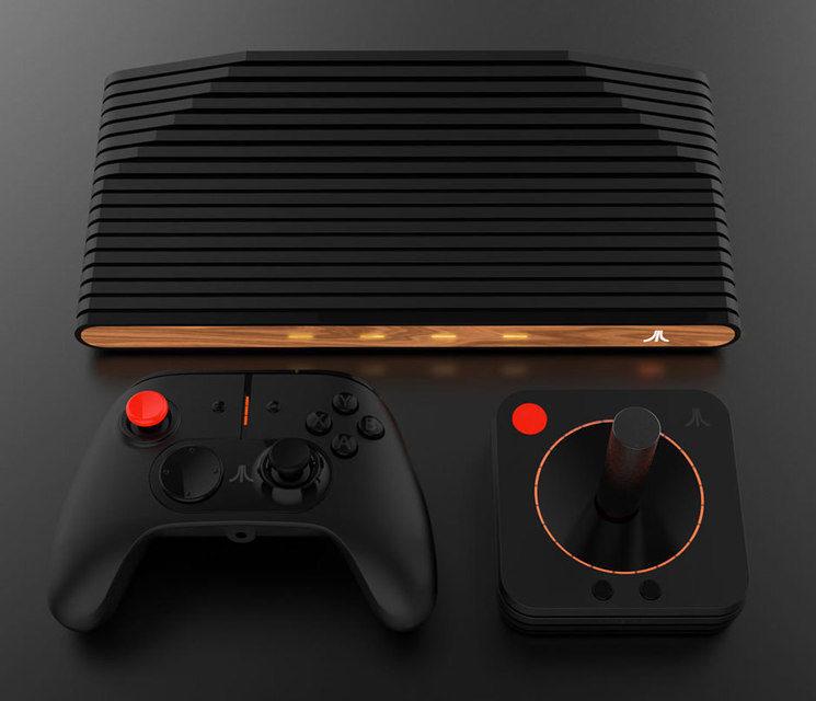 Игровая консоль Atari VCS получит поддержку 4K