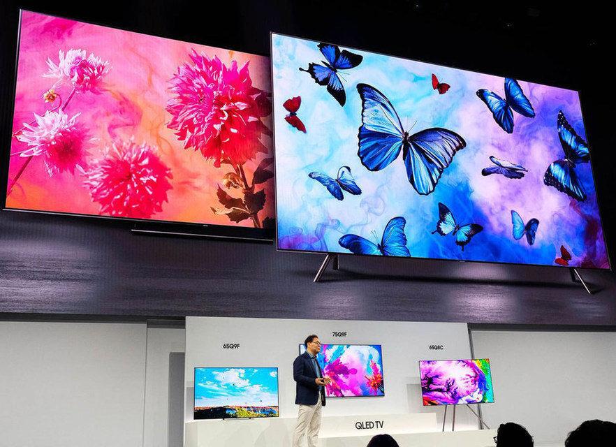 Телевизоры Samsung 2018 года теперь поддерживают FreeSync
