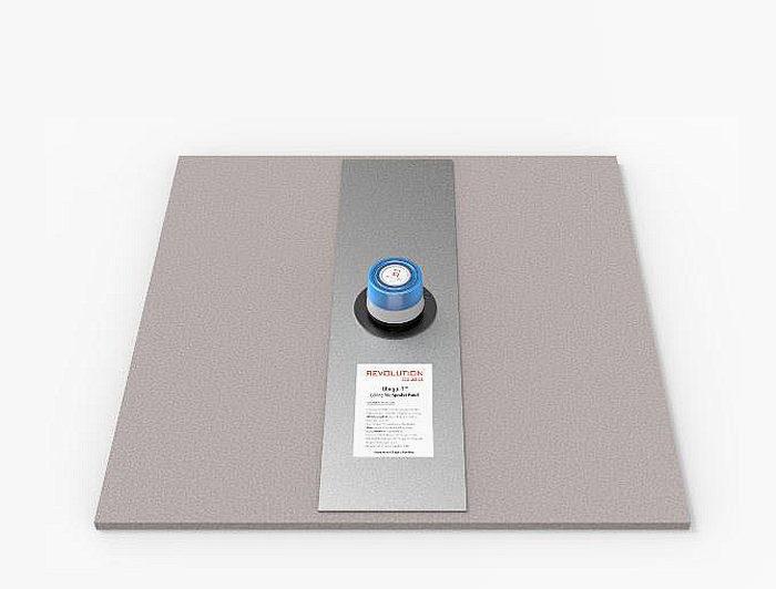 Revolution Acoustics выпустила диффузионную панель Ubiqui-T360 для вибродинамиков SSP6 Multiducer