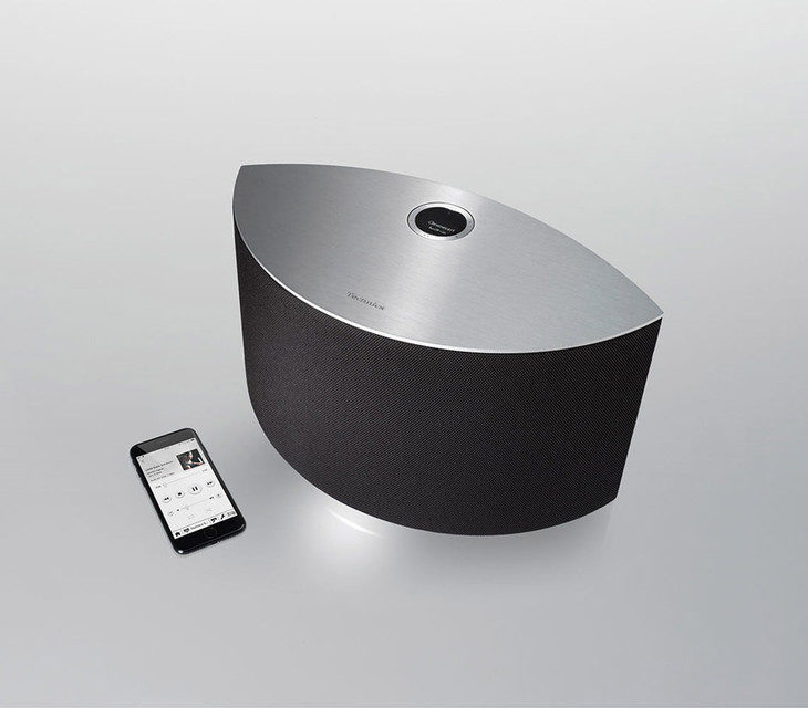Technics Ottava S SC-C50: беспроводная музыкальная система с поддержкой Hi-Res