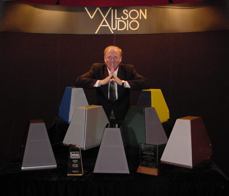 Умер основатель Wilson Audio Дэвид Уилсон